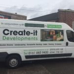 Vehicle Wraps in Wythenshawe