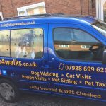 Vehicle Wraps in Northenden