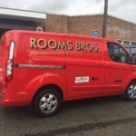 Vehicle Graphics in Wythenshawe