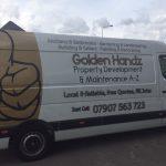 Vehicle Wraps in Altrincham