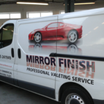 Vehicle Wraps in Rufford